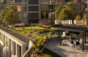 Five things we love about Meriton's latest residential tower in Parramatta, 180 George