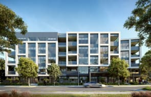 Construction commences at Cedar Woods' fourth Williams Landing apartment development, Lincoln Apartments