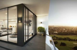 Five new two-bedroom apartments in and around Sydney's Mascot