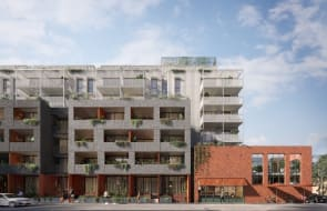 First home buyers to flock to Assemble's newest rent to buy apartment development in Brunswick