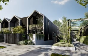 Avenue by Skelton construction update video in Brighton East, Melbourne
