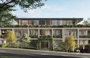 Beulah commence construction on $30 million Provenance Camberwell apartment project