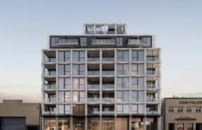 Designed by a Brunswick local: Rothelowman's Kylie Caruana discusses the design influences behind Canvas, Brunswick apartments