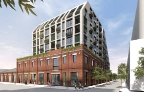 Fitzroy Fitzroy - 63 apartments proposed for Chapter Group's Fitzroy development