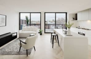 A look inside Apartment 304: The last remaining residence at Armadale's Chronicle by Bensons Property Group