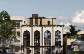 Gurner buys St Kilda's Cushion Lounge, lodges plans for first Club Maison project