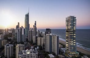 Sammut nearly sell-out Surfers Paradise apartment tower just three weeks after lodging DA
