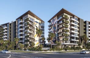 First home buyer and investor demand soars at Cube Developments Birtinya apartment project, Seasons