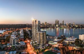 Off the plan sales boom in Perth as Finbar records biggest January sales figures since 2006