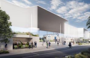 Construction kicks off on new Frankston Station