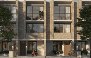 Balmain & Co appointed to construct Lendlease's Gramercy Terraces in Richmond: All but two townhouses snapped up