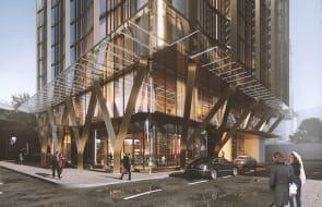 Gurner plots 40-level mixed-use Southbank tower