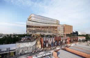 $50 million penthouses: Gurner to raise the bar as $1.5 billion development plans for South Yarra's Jam Factory are unveiled