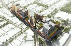 Where Footscray's future 8,000 apartments will be located