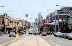 Bridge Road's apartment transformation gathers pace
