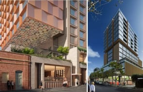 Sydney reloads for two additional hotel projects