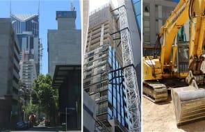 Little Lonsdale big on construction