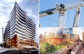 Cbus Property pushes further into the Melbourne residential market
