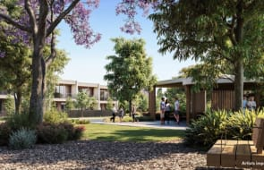 Why park lovers will fall in love with Development Victoria's Luma in Sunshine North
