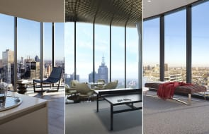 5 Melbourne apartments with the most spectacular views