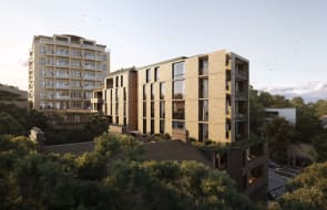 Fortis lodge $90 million mixed-use Darling Point apartment and retail development