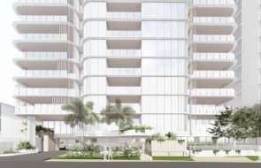 First look: Marquee Development Partners lodge plans for new Kirra Beach, Coolangatta apartments