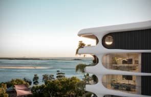 Cube Developments get green light for luxury Cotton Tree, Maroochydore apartments