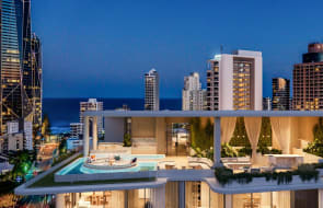 One Cannes, Surfers Paradise apartments near sell-out, launch penthouses
