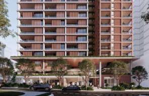 Rothelowman-designed apartment tower set for South Brisbane
