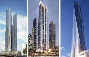 Top 10 (Future) Tallest Buildings in Australia
