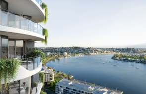 Construction starts at Mirvac's Quay Waterfront apartments in Brisbane's Newstead