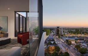 Floorplan focus: Three varied layouts available to buyers at Sky Garden, Glen Waverley apartments