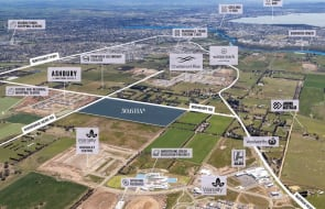 Stockland plan 5000 homes at Geelong district's Armstrong Creek