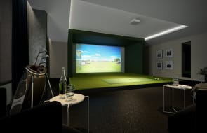 Golf at home: Melbourne's best new apartment developments with on-site golf simulators
