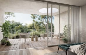 Beulah's The Wilds residences are set to become inner Melbourne's first carbon-neutral detached housing development