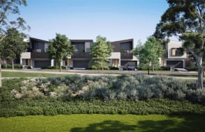 Victoria's master-planned community, Burwood Brickworks, nears sell-out of latest release