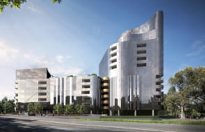 St Kilda Road's The Muse places itself at the cutting edge of technology