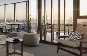 Floorplan Focus: A look at the apartment configurations at Mirvac's Voyager in Yarra's Edge