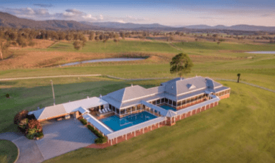 The value of large rural land holdings in the Gold Coast is improving: HTW Rural