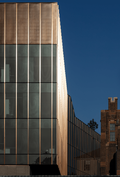 University of Sydney's highly anticipated Social Sciences building by Architectus opens today