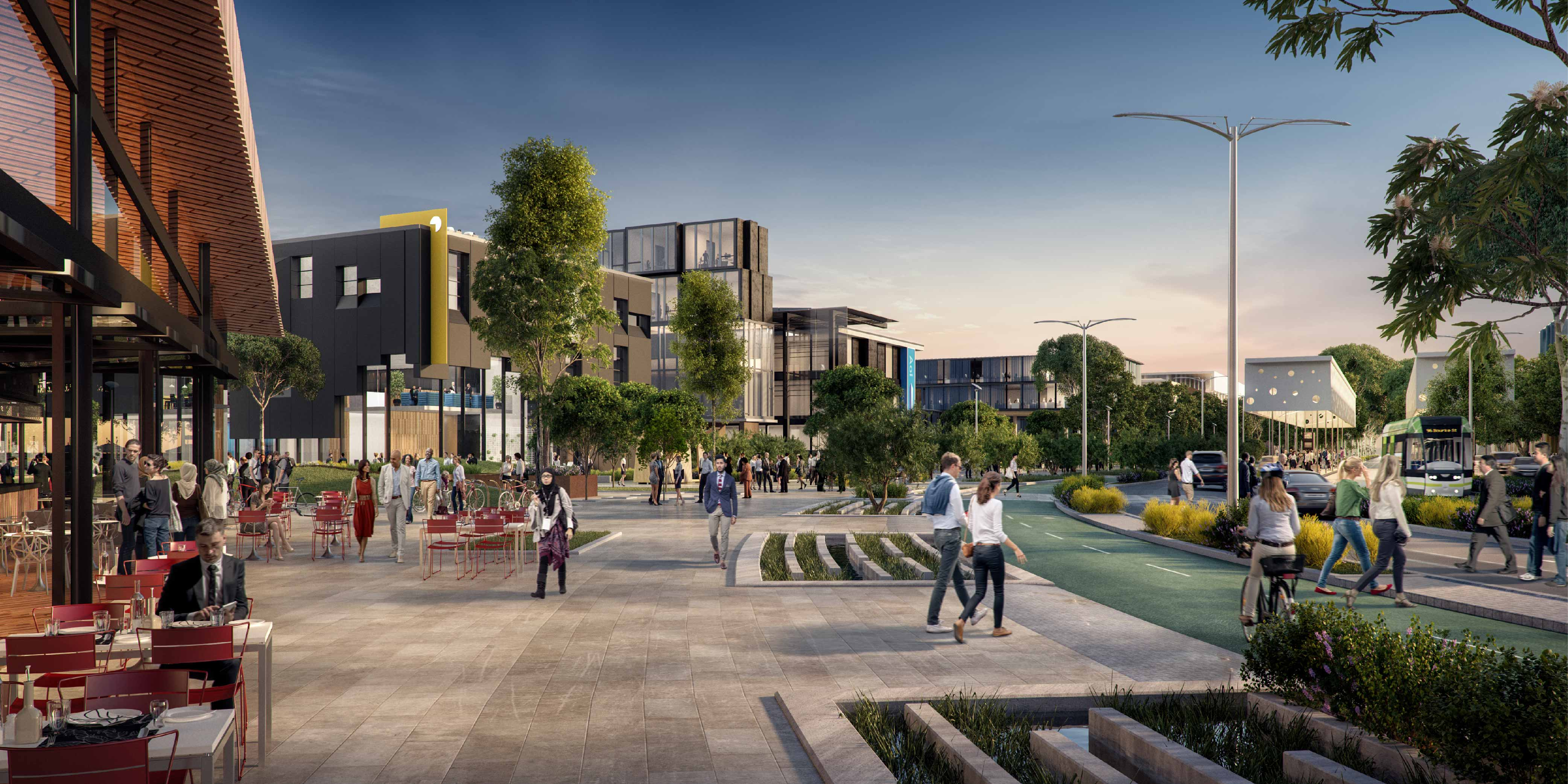 New Fishermans Bend Business Forum launches