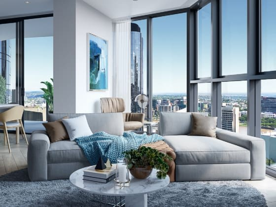 Ready to move in! Live, meet, dine and play at Brisbane's newest landmark building, Mary Lane