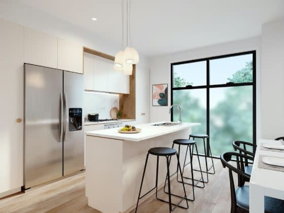 Learn more about Rothelowman's latest development Trilogy Place in Whittlesea