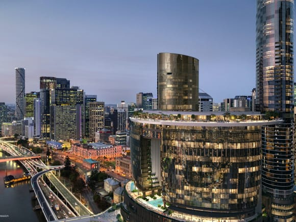 Six reasons to secure a Brisbane apartment at the luxury Queen's Wharf development
