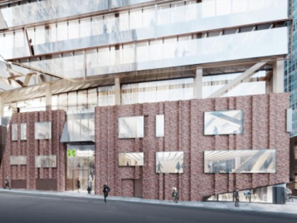 Probuild and ISPT Break Ground on Australian Unity's new Spring Street HQ