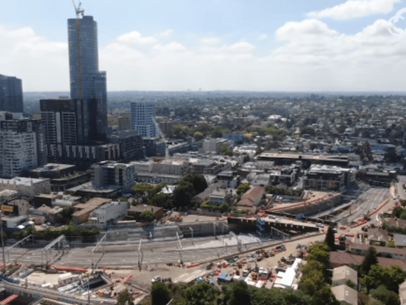 More TBMs about to get underway on Melbourne Metro project
