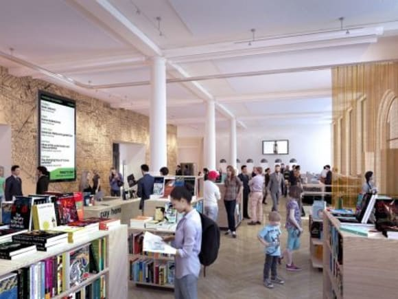 The State Library of Victoria's 2020 vision