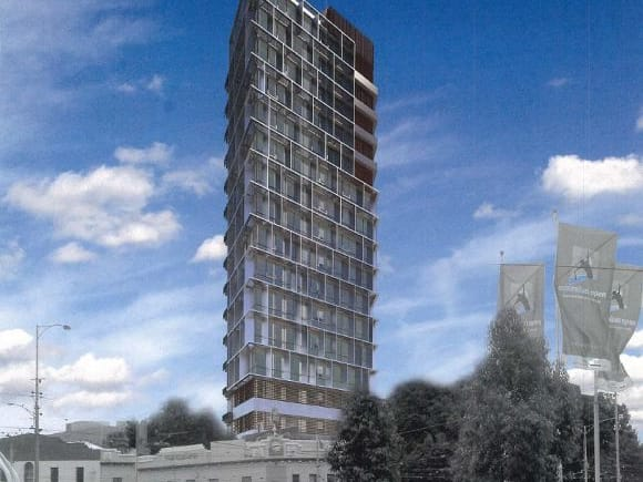 Planning Application > 5 Bedford Place, North Melbourne