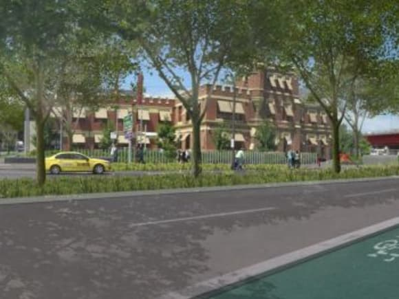 City Road set for a green overhaul, but will 207 City Road follow suit?