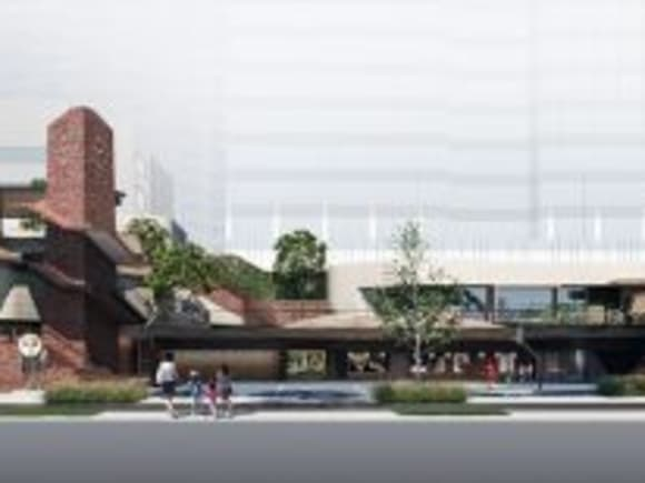 Docklands Primary School Concept revealed